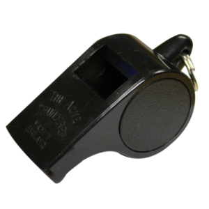 300 Plastic Thunderer Whistle