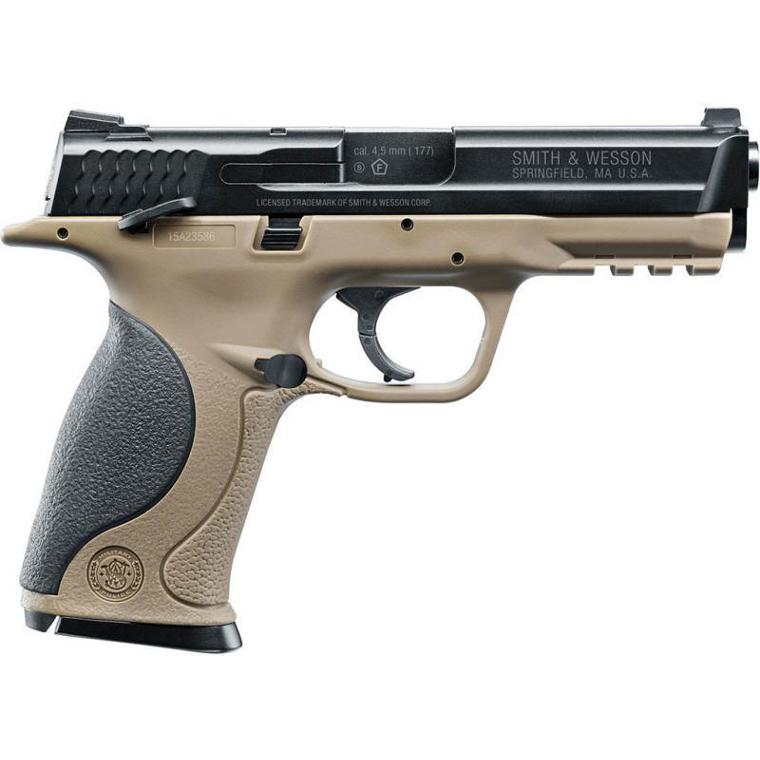 S C  Fuller | Air Pistols