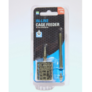 300 PI In-Line Cage Feeder