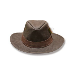 Heather Rambler Wax trilby 300