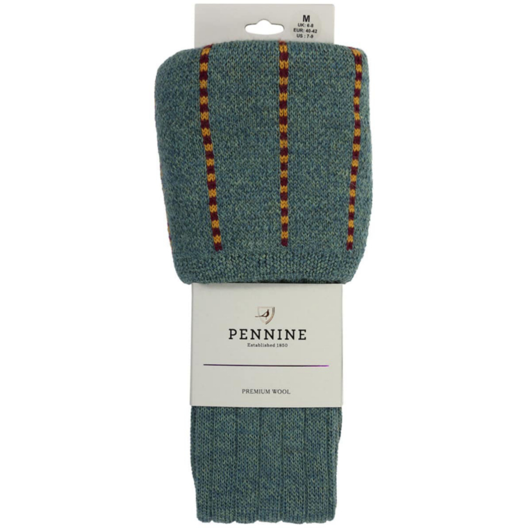 Pennine Shooting Socks With Pheasant Embroidery